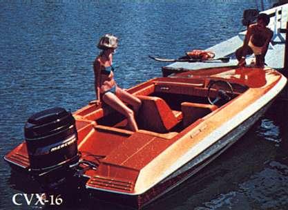 1977 Glastron - Glastron Carlson Cvx Ss - 1977 Glastron