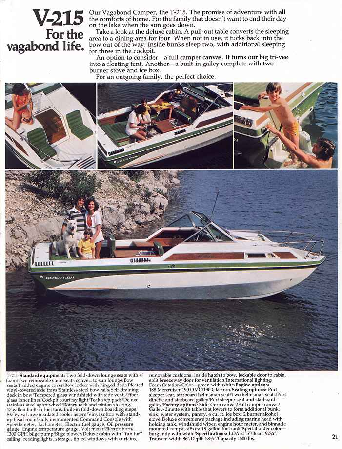 1977 Glastron - Glastron - 1977 Glastron