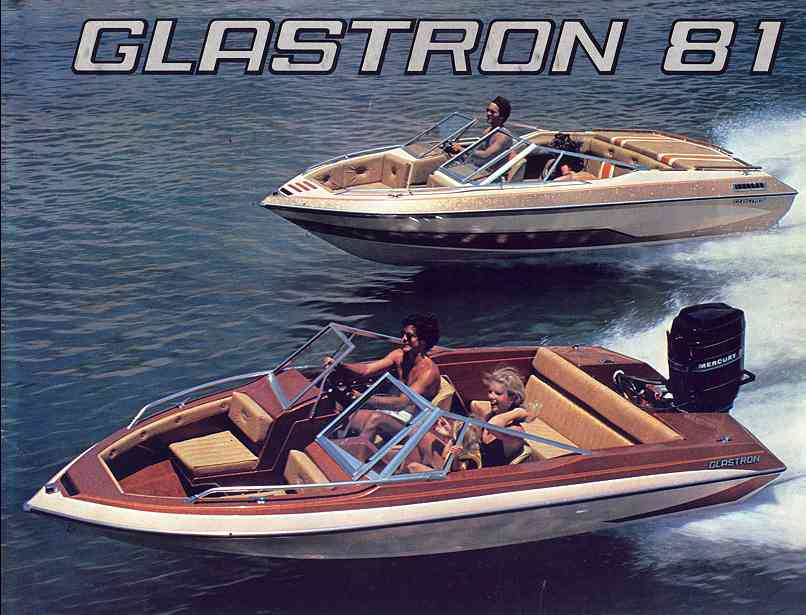 1981 Glastrons